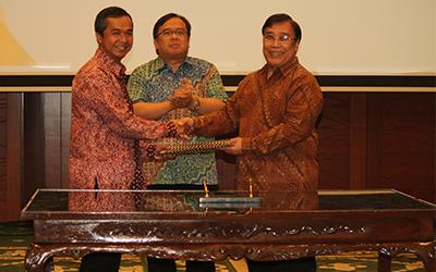 AIPI dan LPDP Tandatangani Nota Kesepahaman tentang Dana Ilmu Pengetahuan Indonesia