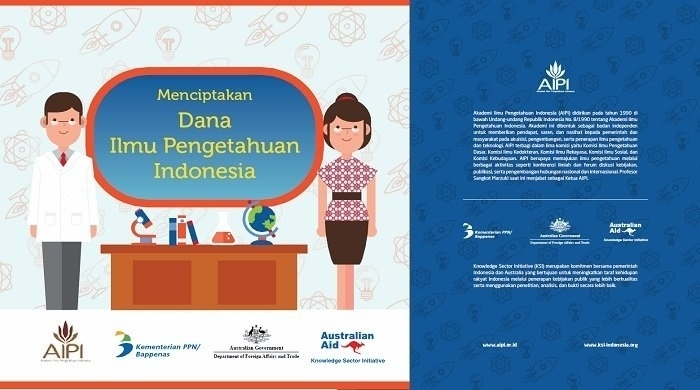 Infografis Animasi: Indonesian Science Fund