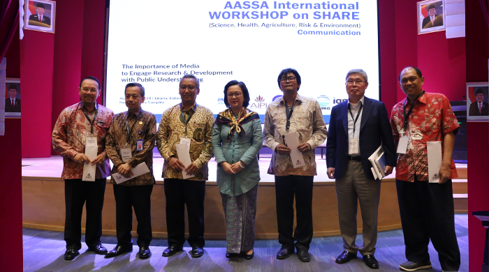International Workshop on SHARE Communication